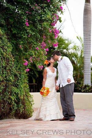 Cristina and Moses Mexico Destination Wedding