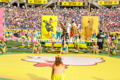 2016 All American Halftime Show