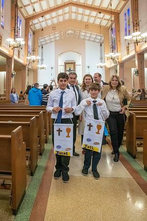 01 190511 10am Mass