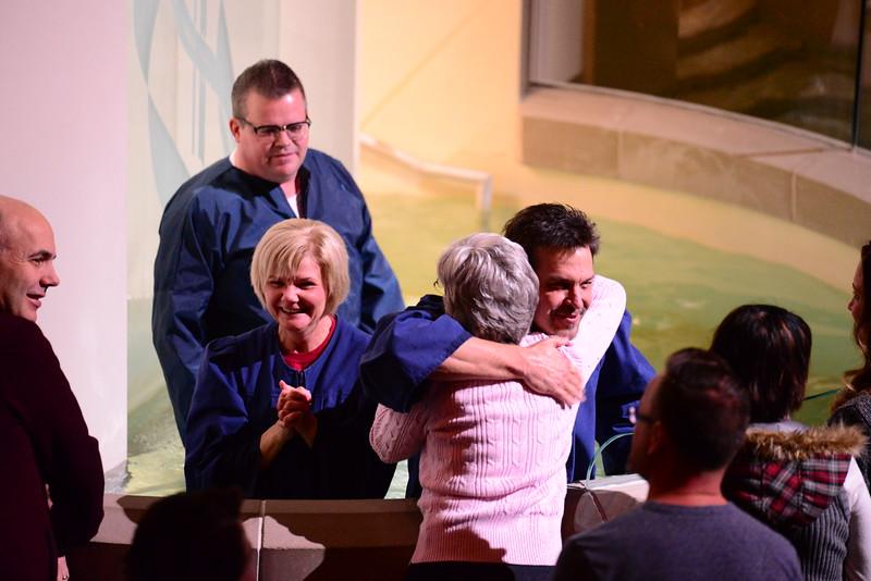 February 2017 Baptisms