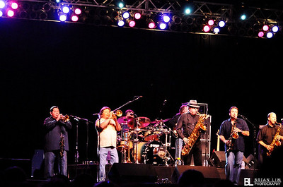 Tower of Power Live at the San Mateo County Fair 06.16.2010