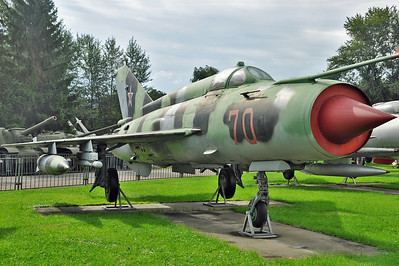 Russian Aviation Museums