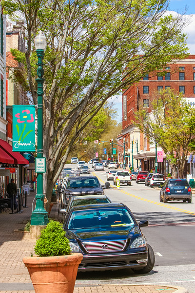 2021.4.1 - Spring in Downtown Concord