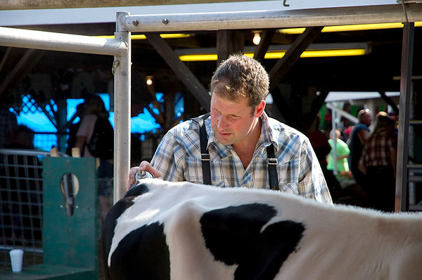 Delaware County Fair 2015