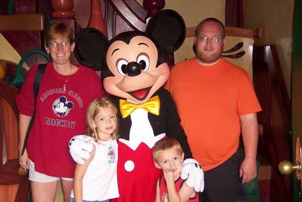 Disneyland's 50th - Summer 2005