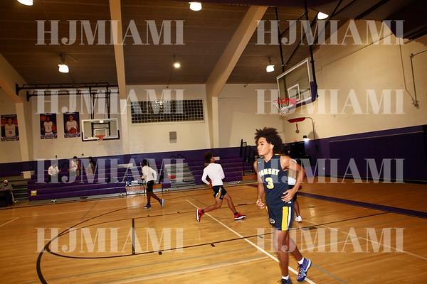 V Basketball