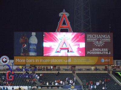 2010-0524 Angels Baseball Game