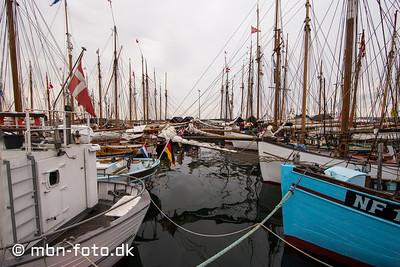 Fyn Rundt For Bevaringsværdige Sejlskibe 25/07 2017
