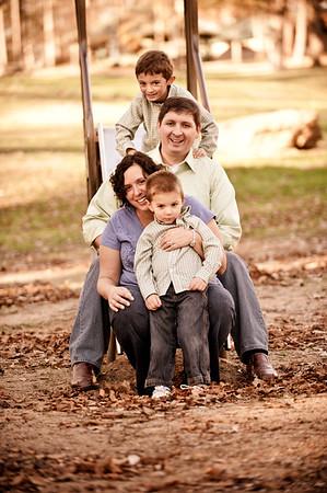 Hockaday Family