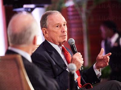 Michael Bloomberg Event