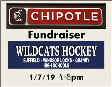 2019_01_07 Wildcats Chipotle Fundraiser