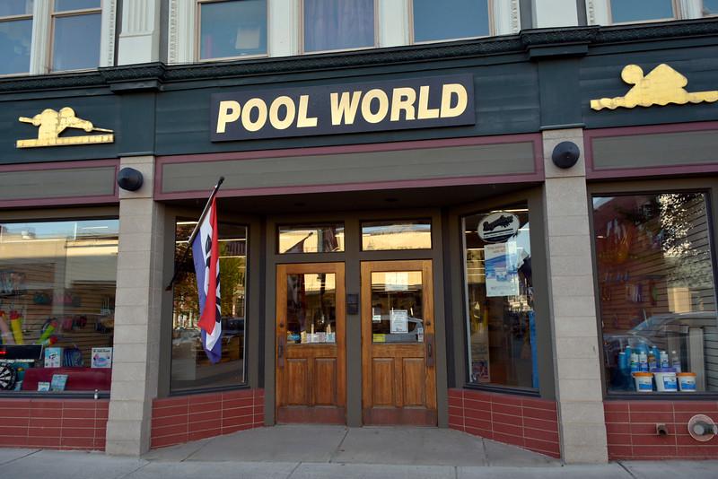 Pool World