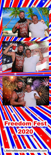 4th Of July FREEDOM FEST July 2020