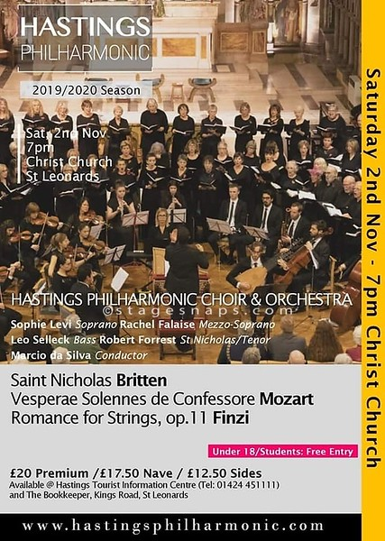 Christ Church  Britten/Mozart Nov 2