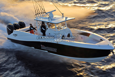 Deep Impact Boats Aerial Shoot - Key West - 21 January 2012