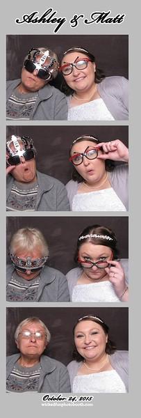 Ashley & Matt's Wedding 10-24-15