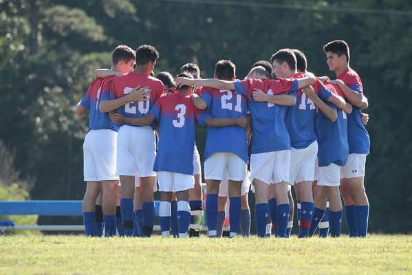 Prep Soccer vs. Virginia Homeschool League - Oct. 6