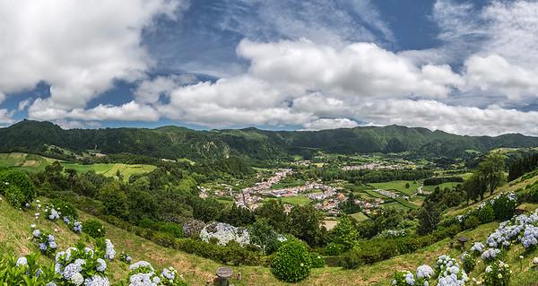São Miguel, Açores, Portugal - 2016