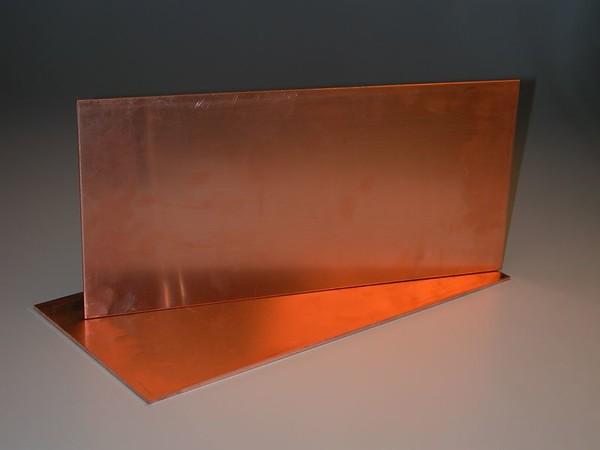 Copper-plate