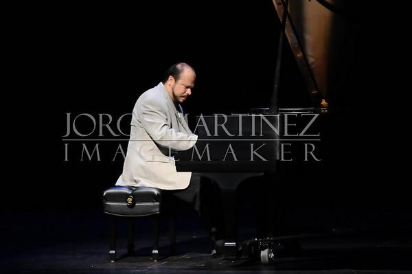 Piano Master,Gabriel Sanchez @ Latino Cultural Center