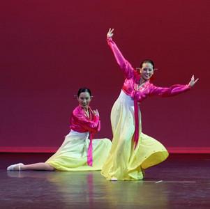 Korean Minority Dance - 2005