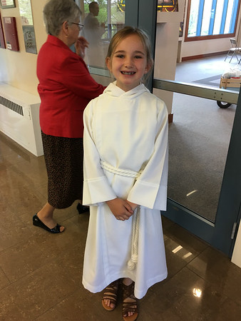 Confirmation May 15, 2016