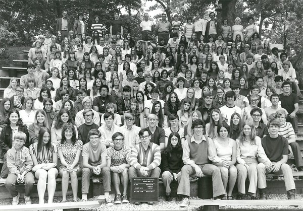 Camp Photos 1972
