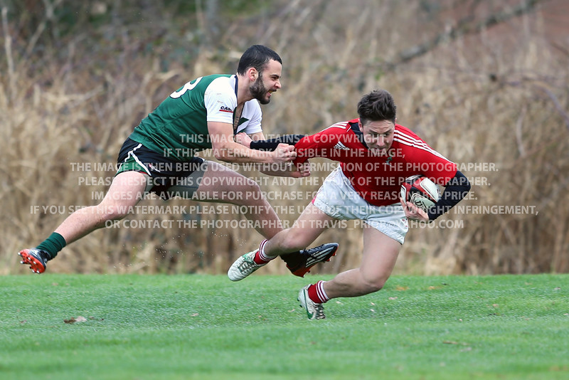 Royal Military College 2016 Canada University 7's National Championship