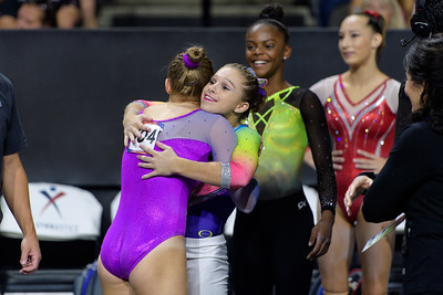 U.S. Classic Women's Gymnastics @ Sears Centre 07.29.17