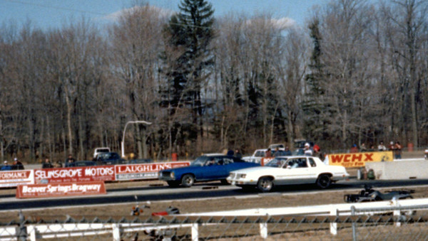 March 19, 1989:  Opening Day at Beaver Springs Dragway .  .  .