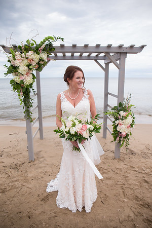 Teresa Sean Wedding Ossineke Alpena Michigan Photography