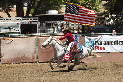 Rowell Ranch Rodeo - May 20, 2012