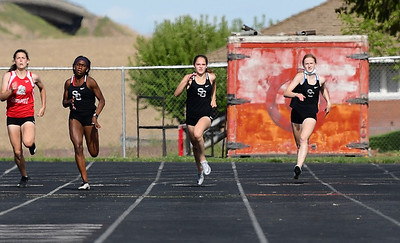 US Girls Track & Field Districts 5-13-21