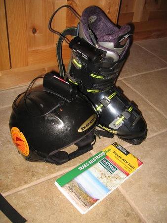 Ski Cam Setup