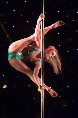Miss Pole Dance UK 2016