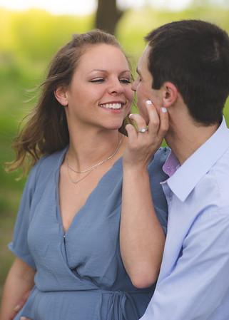 Kady and Darren Engagement