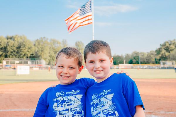 2021 WR 8U Lefty Grove Baseball