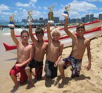 2007 OCC Surfing Contest 6-29-2007