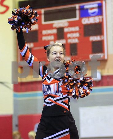 Rockville - 2015 MCPS Cheer Championships