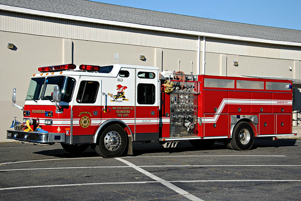 New Point Comfort FC#1 (Keansburg) Station 21-2