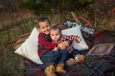 Williams Family Christmas Session