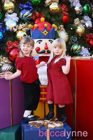 november 24. 2008 santa at disneyland