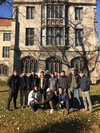 College Fall Tour