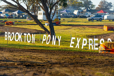 Seniors Main Race Rnd#3 Brookton Pony Express 30.08.2020
