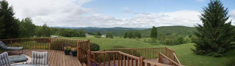Day 6 - The view from the Collier's