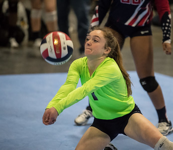 Capitol Hill Classic Volleyball Tourney (2017)