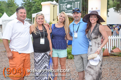 Boselli Foundation - The Cut Lot Party @ TPC Sawgrass - 5.9.14