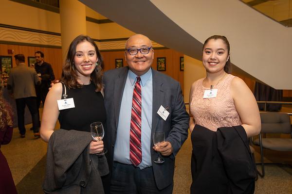 UCLA Center for American Politics & Public Policy (CAPPP) Alumni Reunion Dinner 2018