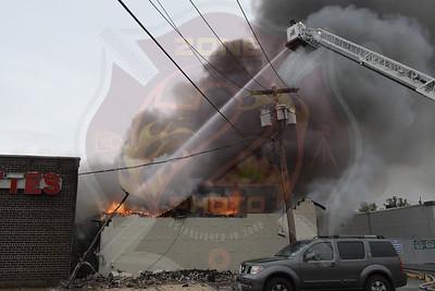 Wyandanch Fire Co. Signal 13 377 Wyandanch Ave. 5/17/16