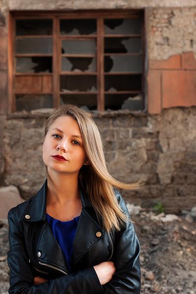 Daria. St.Petersburg, 2016.